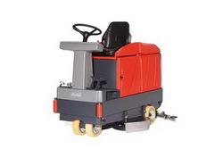 Hakomatic B910 全自动驾驶式洗地吸干机