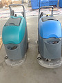 factory wholesale hand push automatic floor scrubber