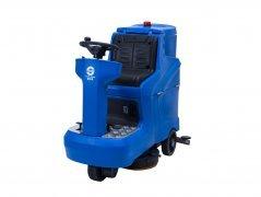 SC1350 静音型驾驶式洗地机(双刷)