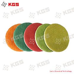 KGS新型环保石材地面养护系统