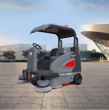 山西S1900领路者扫地车|高美智慧型驾驶式扫地车