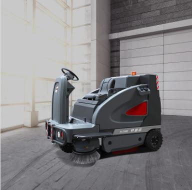 山西S1500开路者扫地车 高美智慧型驾驶式扫地机