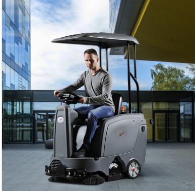 山西SMINIS高美智慧型扫地车|小型驾驶式扫地车