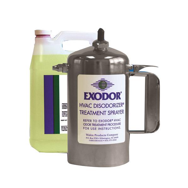 EXODOR 暖通空调杀菌除臭方案