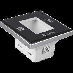 微光互联86型门禁二维码扫描器