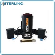 锂电池充电背负式吸尘器